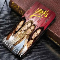 Little Mix Black Magic custom wallet case for iphone 4,4s,5,5s,5c,6,6 plus,7 and samsung galaxy s3,s4,s5,s6,s7