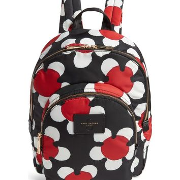 MARC JACOBS Double Pack Daisy Print Nylon Backpack | Nordstrom