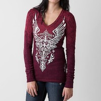 Affliction Montreaux Thermal Top