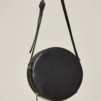LA Hearts Round Faux Leather Crossbody Bag at PacSun.com