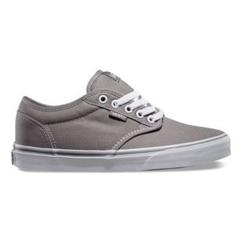Vans Atwood (Mid Grey/White)