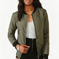 Lover Army Bomber Jacket