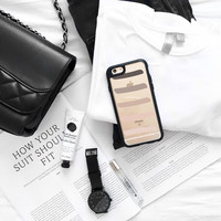 Trendy iPhone 6s & 6s Plus Case (The Beautician Pattern) by Casetify