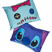 Disney Lilo & Stitch Scrump & Stitch Pillowcases