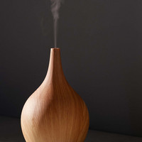 Earth Luxe Ultrasonic Ceramic Wood Atomizer Diffuser | Urban Outfitters