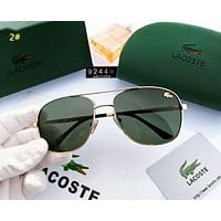 LACOSTE New fashion polarized glasses eyeglasses 2#