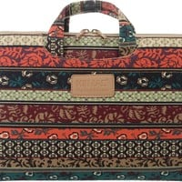 Kinmac New Bohemian Laptop Briefcase 15 Inch for Macbook Pro 15 and 15.6 Inch Dell Hp Lenovo Sony Toshiba Ausa Acer Samsung Laptop Sleeve Bag