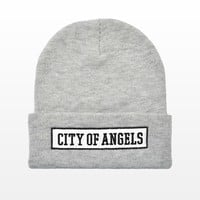 """City of Angels"" Beanie"