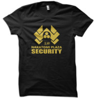 Nakatomi Plaza Security T-Shirt from These Shirts