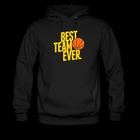 Best Team ever - Basketball Hoodie | Spreadshirt | ID: 11525797