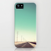Just Drive iPhone & iPod Case by Shy Photog