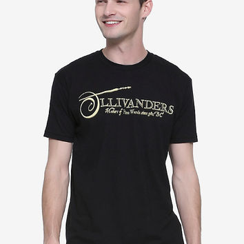 Harry Potter Ollivanders T-Shirt - BoxLunch Exclusive