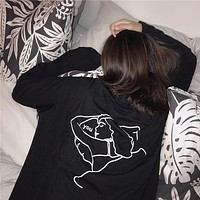 Bae Pillow Long Sleeve Shirt