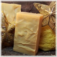 Fine Handmade Soap with Traditional Bayrum Fragrance Stardust