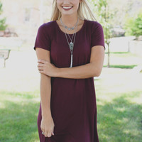 All About Wine Dress