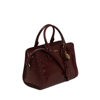 Cocco Soft Calf Leather Small Padlock Zip Around Alexander McQueen | Shoulder Bag | Bags |