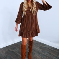 Want To Know Dress: Multi