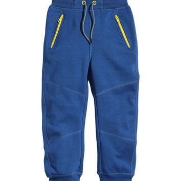 H&M - Sweatpants - Blue - Kids