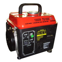 Sunpentown 1000W 2.0 HP Gasoline Generator with CARB (use in CA only)