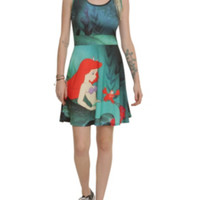 Disney The Little Mermaid Ariel Sebastian Dress