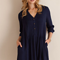 Babydoll Dress with Pockets -2 colors!
