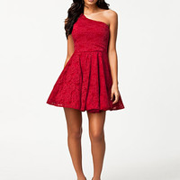 PROM LACER DRESS