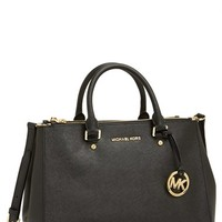 Women's MICHAEL Michael Kors 'Large Sutton' Satchel