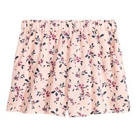 Patterned shorts - Light pink/Floral - Ladies   H&M GB