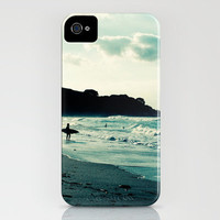 Surf iPhone Case by Hilary Upton | Society6