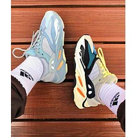 Adidas Yeezy 700 Runner Boost Fashion Women Men Casual Sport Running Shoes Sneakers