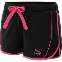 PUMA Women's Core Knit Shorts