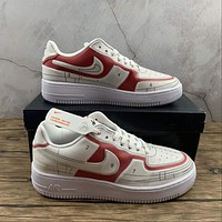 Morechoice Tuhz Nike Air Force 1 07 Lx Low Sneakers Casual Skaet Shoes Ci3445-600