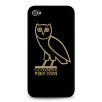 Drake OVO Owl Take Care The Weeknd iPhone 4 | 4S case
