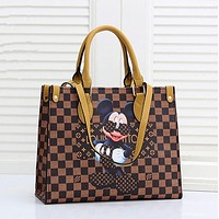 LV Louis Vuitton Shopping Bag Tote Bag Shoulder Bag