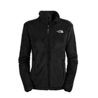 The North Face fleece Women Jacket black