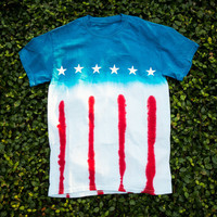 NV Euro - The Bella Vida Stars & Stripes Tee - Sneaker Politics