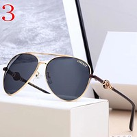 Versace Women Men Fashion Summer Sun Shades Eyeglasses Glasses Sunglasses