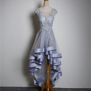 High Low Homecoming Dress, Homecoming Dresses
