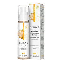 Derma E Vitamin C, Concentrated Serum - 2 Fl Oz