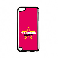 Celebrity Hater Black Hard Plastic Case for iPod Touch 5th Gen by Chargrilled