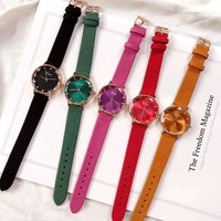 DIOR New fashion quartz watches wrist leisure watch women