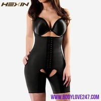 Faja Latex Waist Cincher Full Compression Body Shaper