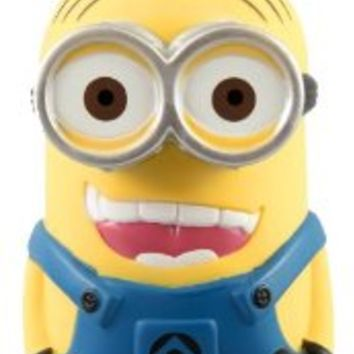 Despicable Me Minion Dave Sippy Cup Drink Bottle Universal Studios Exclusive