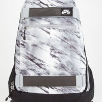 Nike Sb Embarca Backpack White/Black One Size For Men 25787416801