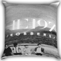 settle down the 1975 Zippered Pillows  Covers 16x16, 18x18, 20x20 Inches