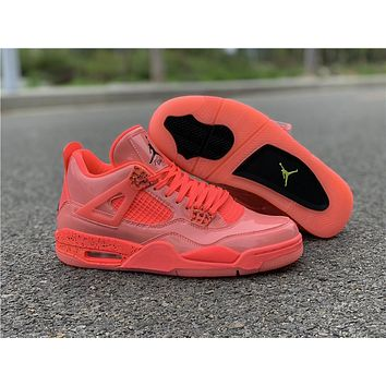 Air Jordan 4 Retro Hot Punch