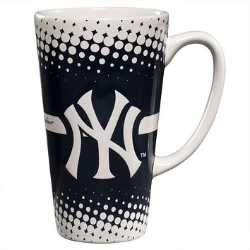 New York Yankees - Logo 16 oz Latte Mug