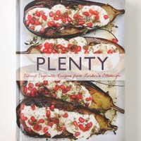 Plenty: Vibrant Vegetable Recipes From London's Ottolenghi by Anthropologie in Multi Size: One Size Books
