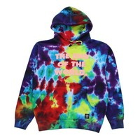 FLYING COFFIN. — THE END PULLOVER-TIE DYE