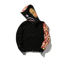 Men's Fashion Winter Fleece Men Hoodies Jacket [420151754788]